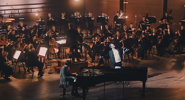 Νέο Video Clip | Kygo feat. Justin Jesso & Bergen Philharmonic Orchestra – Stargazing (Orchestral Version)
