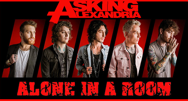 Νέο Τραγούδι | Asking Alexandria – Alone In A Room