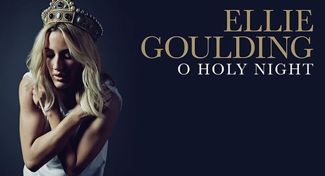 Νέο Τραγούδι | Ellie Goulding – O Holy Night
