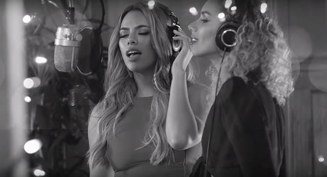 Νέα Συνεργασία & Video Clip | Leona Lewis & Dinah Jane – Christmas Medley