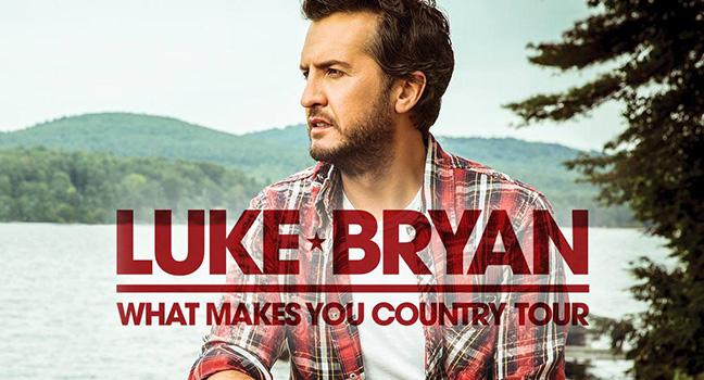 Νέο Album | Luke Bryan – What Makes You Country