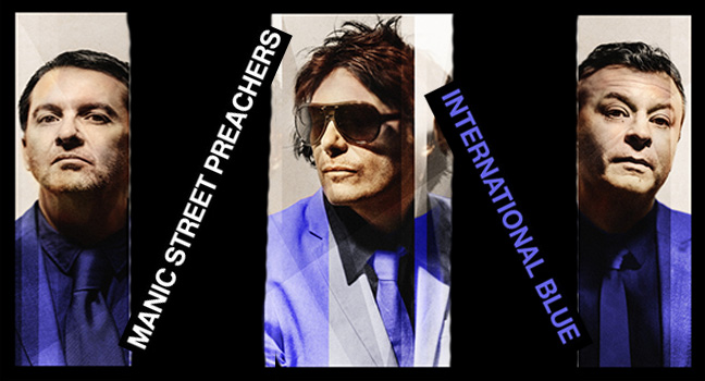 Νέο Τραγούδι | Manic Street Preachers – International Blue