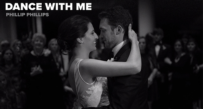 Νέο Τραγούδι | Phillip Phillips – Dance With Me