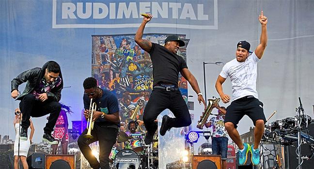 Νέα Συνεργασία | Rudimental & The Martinez Brothers feat. Donna Missal – No Fear