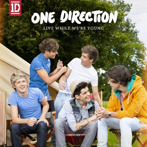 2012 – Live While We're Young (E.P.)