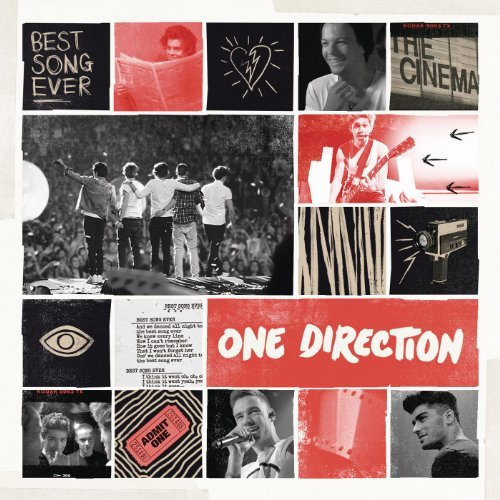 """2013 – Best Song Ever (from """"This Is Us"""") (E.P.)"""