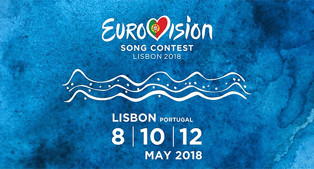 Eurovision Song Contest 2018 (Lisbon, Portugal)