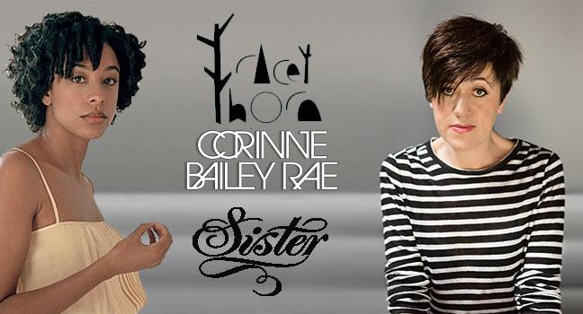 Resultado de imagem para TRACEY THORN & CORINNE BAILEY RAE – SISTER