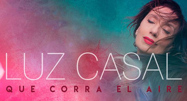 Νέο Album | Luz Casal – Que Corra El Aire