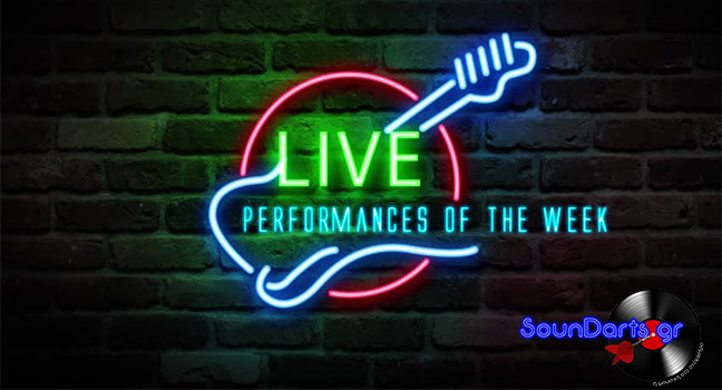 Live Performances Of The Week 4-11/1/2019