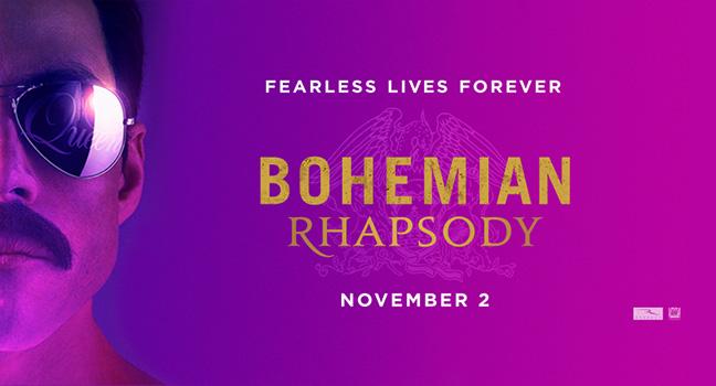"""Νέο Trailer   """"Bohemian Rhapsody""""… έρχεται η νέα ταινία για τους θρυλικούς Queen"""