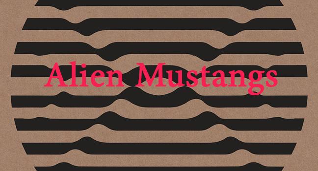 Νέο Album   Alien Mustangs – Alienation