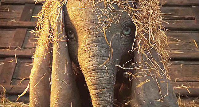"Identify The Song | Ποιο είναι το τραγούδι στο νέο Trailer της ταινίας ""Dumbo"";"