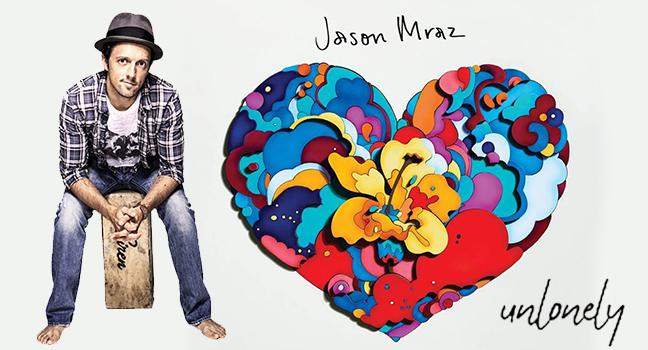 Νέο Τραγούδι | Jason Mraz – Unlonely