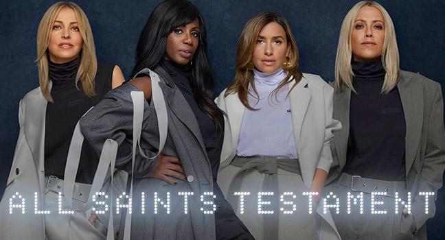 Νέο Album | All Saints – Testament