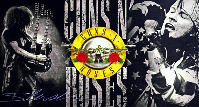 News | Ο Slash μιλάει για την δημιουργία νέου δίσκου με τους Guns N' Roses