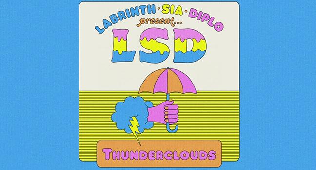 Νέο Τραγούδι | LSD – Thunderclouds