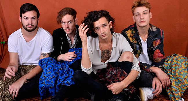 Νέο Single | The 1975 – Sincerity Is Scary