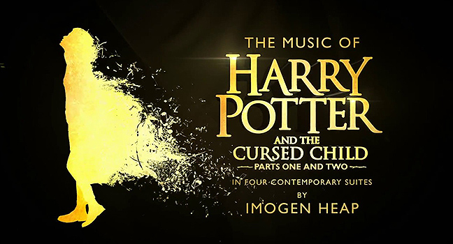 Soundrack Your Life : The Music Of Harry Potter And The Cursed Child (by Imogen Heap)