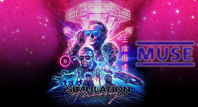 Νέο Album | Muse – Simulation Theory