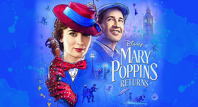 "Νέα Τραγούδια | Cast Of – The Place Where Lost Things Go & Trip A Little Light Fantastic (from ""Mary Poppins Returns"" O.S.T.)"