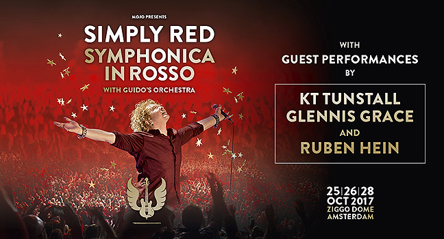 Νέο Album | Simply Red – Symphonica In Rosso