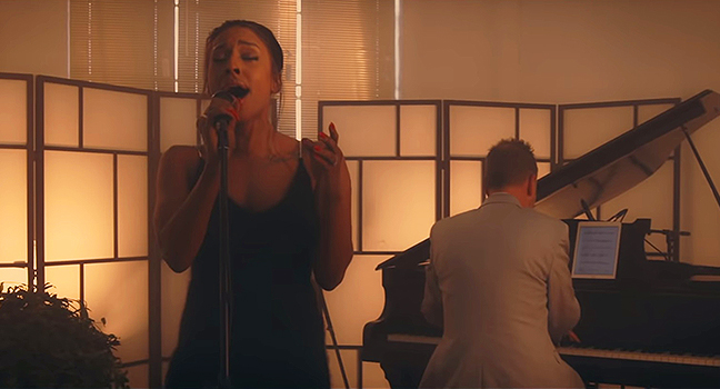 "Νέο Cover & Music Video | Alexandra Burke – Never Enough (from ""The Greatest Showman"" O.S.T.)"