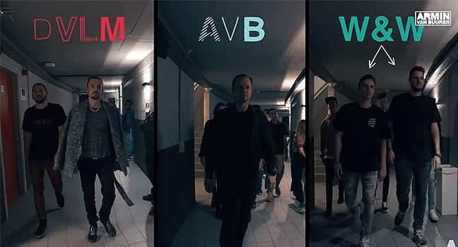 Νέα Συνεργασία & Music Video | Dimitri Vegas & Like Mike X Armin Van Buuren X W&W – Repeat After Me