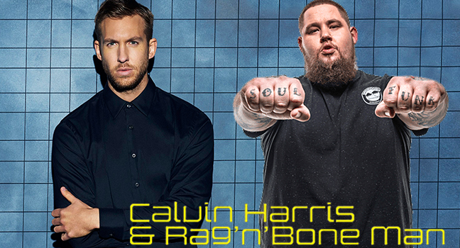 Νέα Συνεργασία | Calvin Harris & Rag'n'Bone Man – Giant