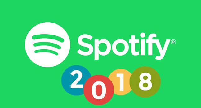News | Οι Top Streaming καλλιτέχνες για το 2018 στο Spotify