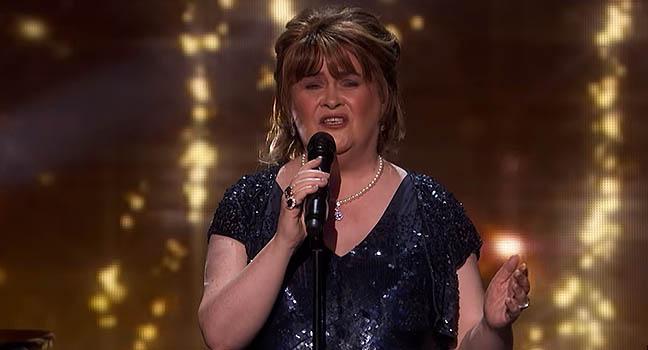 News | Η Susan Boyle κατέκτησε και το «America's Got Talent»