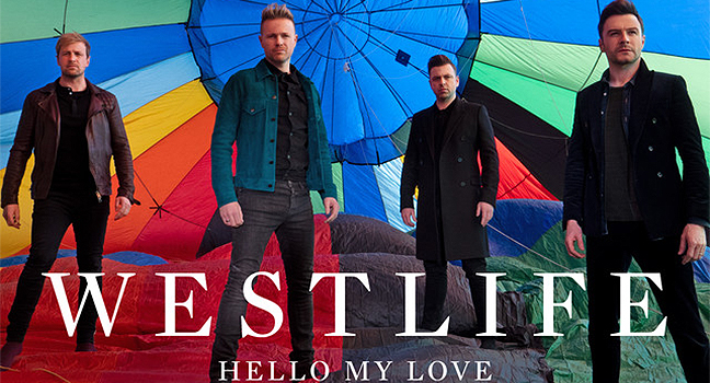 Νέο Single | Westlife – Hello My Love