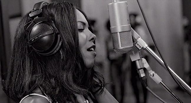 """Νέο Cover & Music Video   Adrienne Warre – River Deep, Mountain High (from """"TINA: The Musical"""" O.S.T.)"""