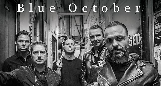 Νέο Single | Blue October – How To Dance In Time