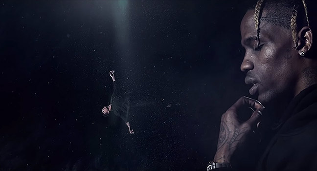 Νέο Music Video   James Blake Feat. Travis Scott & Metro Boomin – Mile High
