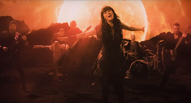 Νέο Music Video | Within Temptation – Supernova
